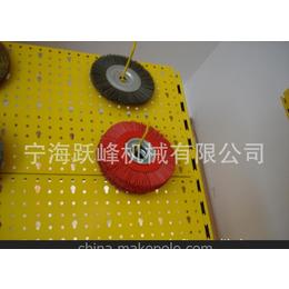 重型工业用刷-机用平型刷-抛光用刷-磨光机配件-circular brushes