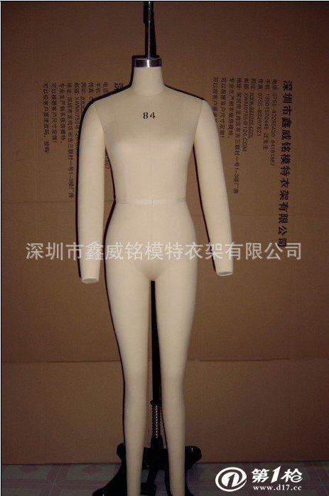 生产销售服装裁剪模特/服装人台/打板模特公仔/制衣公仔/板房模特