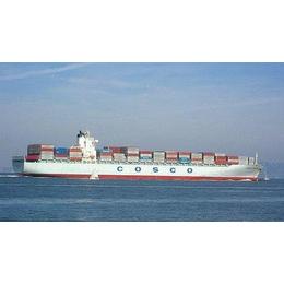 珠海到台州国内集装箱海运运输