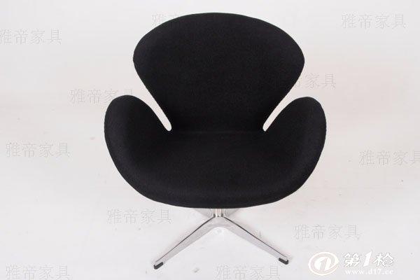 雅各布森天鹅椅swan chair休闲椅