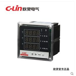 欣灵HCD194E-9S4多功能电力仪表三相电流表三相电压表
