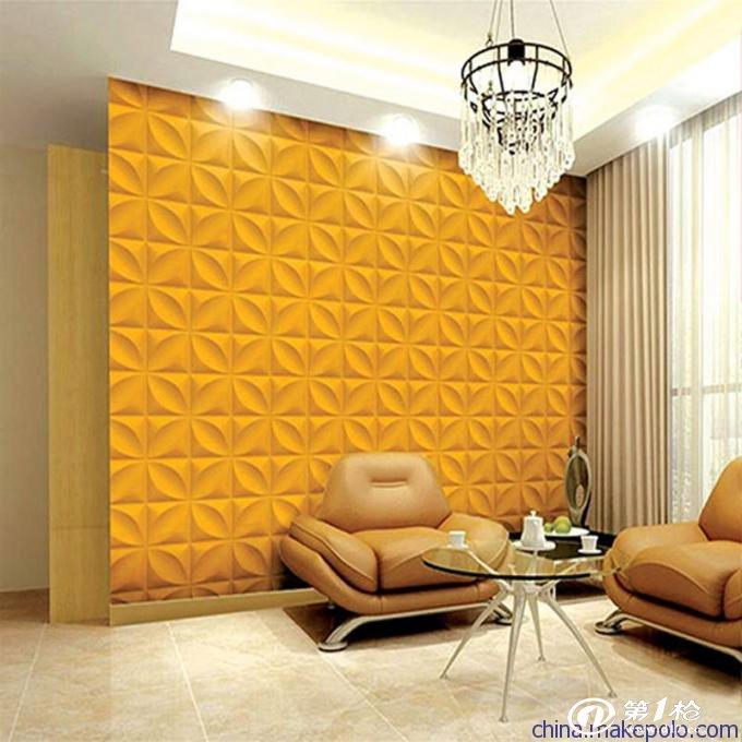 世禾制造河南酒店电视背景墙会所立体装饰材料河南