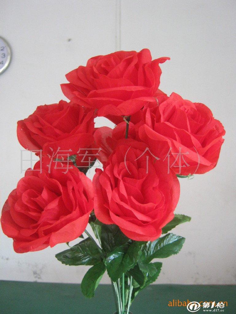 精美笑口常开红颜知己玫瑰花
