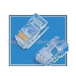 CAT5E水晶头,水晶头,C5E,网络水晶头