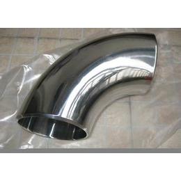304不锈钢弯头外径219X2.0mm90度弯头