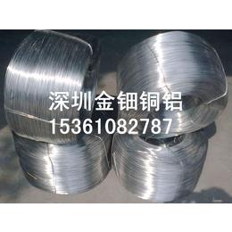 销售广东1060铝线 工业纯铝线 螺丝铝线