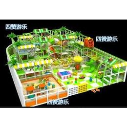 儿童拓展-游乐设备-高空设施