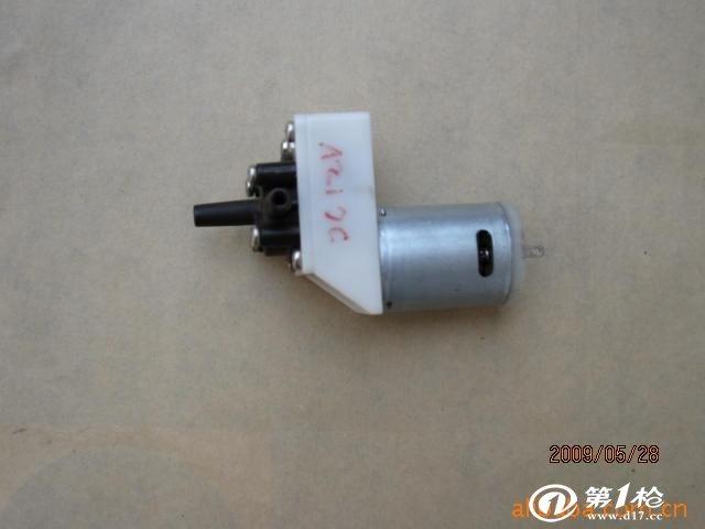 供应齿轮式系列微型自吸水泵