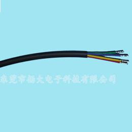美标认证ul2854 PVC护套电子线2854多芯线 连接线