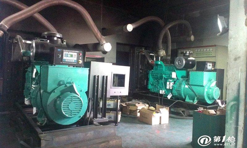 柴油发电机组操作误区