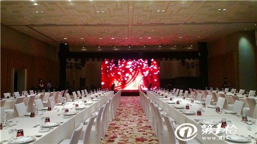 上海年会场地布置公司