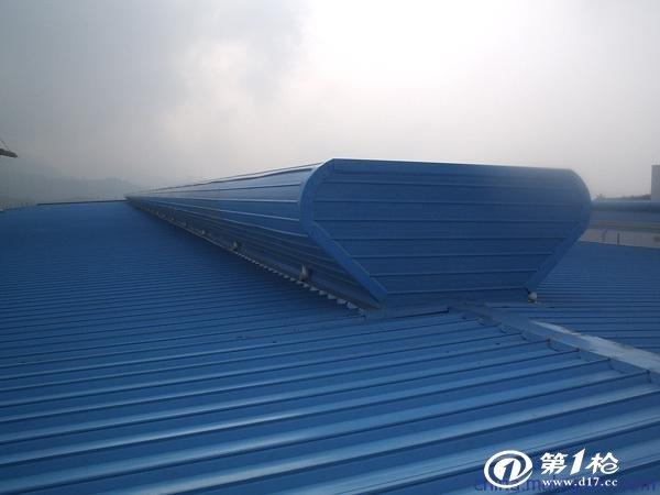 供应厂房通风天窗 合肥通风天窗 顺坡气楼钢结构