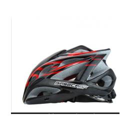 贝斯卡骑行头盔骑行用品单车护头骑行装备山地车死飞头盔一体成型