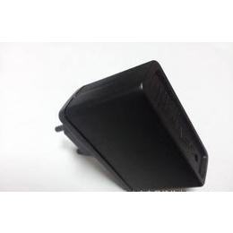 批发出售优质欧规<em>手机充电器</em>外壳(黑色)<em>USB</em><em>接口</em>带指示灯孔