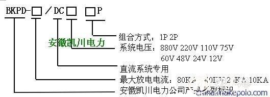供应凯川电力bkpd浪涌保护器避雷器hlkdg-/lkx-/lers