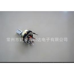 以诚为本 鸿利达工厂供应RV17-K4旋转式合成碳膜电位器
