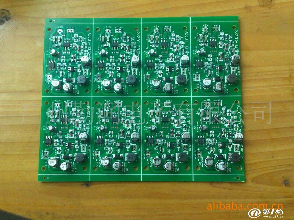 广州番禺smt贴片加工 电路板贴片 pcb贴片加工 20110424-01