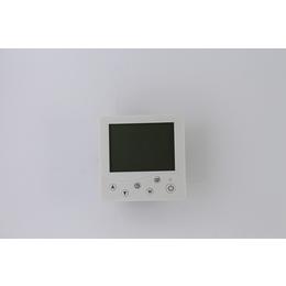 厂家直销 水暖温控面板 简易智能温控4键 有线不可编程温控器