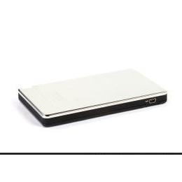 纽曼指纹王320g移动硬盘 大容量高转速