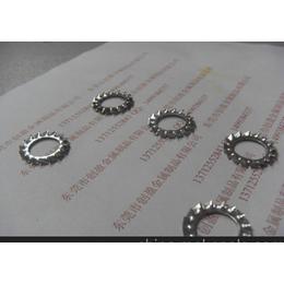 供应创盈GB861.1外锯齿垫圈价格优惠优质外锯齿锁紧垫圈