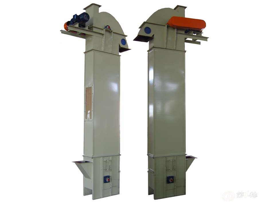 供应垂直斗式提升机 td160型煤块提升机 高度可定制图片