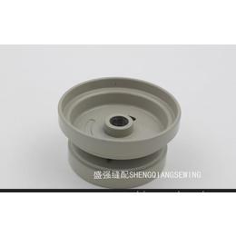 重机JUKI5550机头皮带轮(手轮)