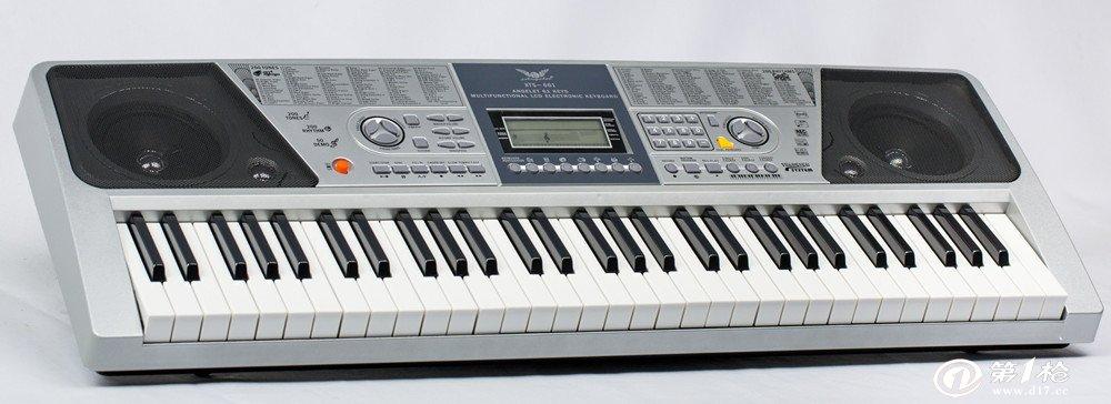 xts-661 61键教学型电子琴_西洋键盘乐器_第一枪