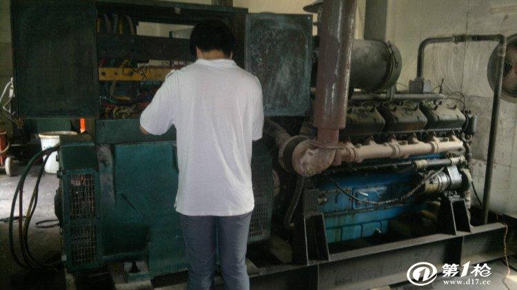 应急柴油发电机组如何维护