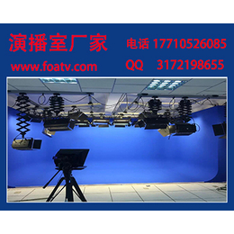 虚拟演播室建设 专业虚拟演播室搭建