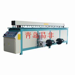 胶州易非塑料焊接厂家供应全自动塑料板材碰焊机