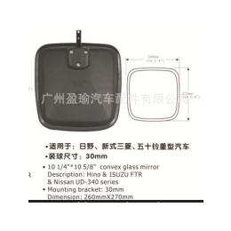 厂家直销日野重型拖车车镜GS-1675 尼桑 manbetx官方网站灯具工作灯