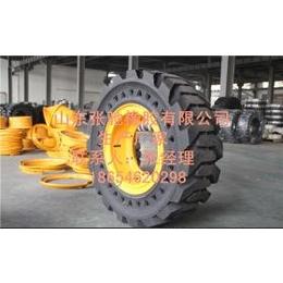 厂家生产张驰橡胶16/70-16装载机工程机械实心轮胎
