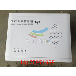 网络到户光纤入户信息箱产品详细介绍