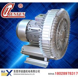鱼塘增氧qy8千亿国际用高压鼓风机 晟风1.3千瓦三相环形铝合金鼓风机