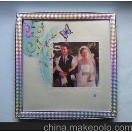 相册 3D 12寸相片婚纱影集 新奇特相册3D10R80101
