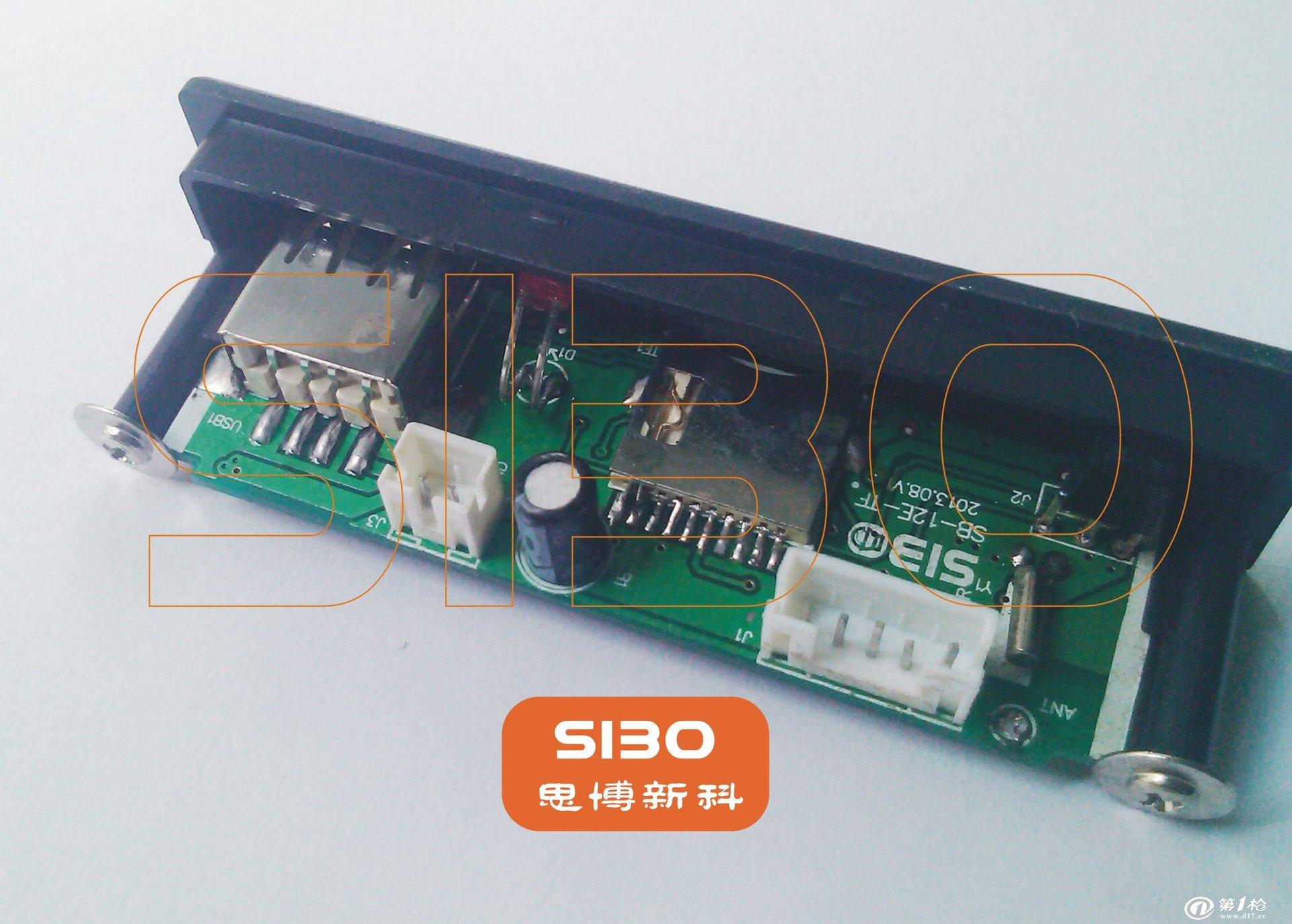 tf-818音响电路板接线图解