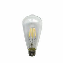 供应 O泡 ST64 LED E27爱迪生球泡