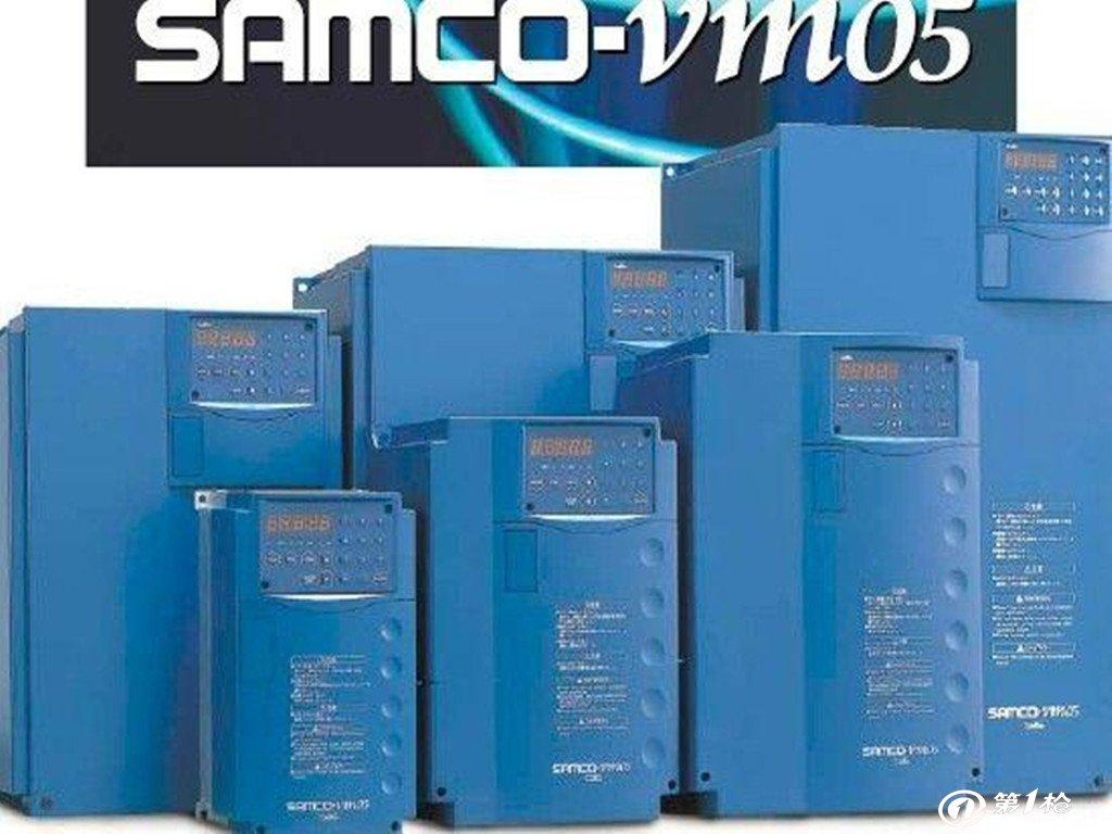 三垦变频器传感检测电路维修