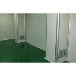 供用荚芯彩钢板隔墙,洁净室