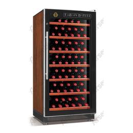 家用冷藏红酒展示冰柜_红酒保鲜柜