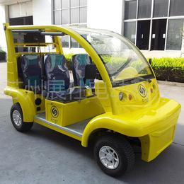 安徽合肥电动观光车 4座景区游览车 看房接送车售后保障