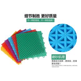 厂家直销防潮防腐悬浮地板pp材质安全环保
