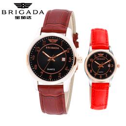 深圳艾尔时学生情侣表韩版可爱儿童手表情侣石英表情侣定制手表
