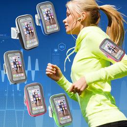 深圳金匠运动臂包4.7寸手机通用 触屏手机运动臂包 厂家现货