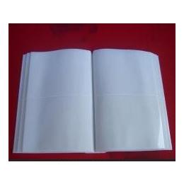 【厂家直销】三层荔枝纹相册内页 优质环保PP内页