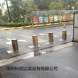 陕西厂家生产销售学校专用精品全自动液压升降柱