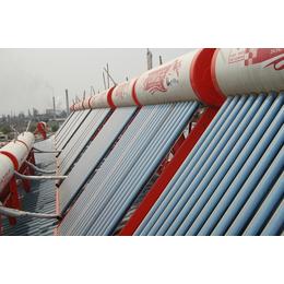 大型太阳能热水器吨位工程设计太阳能吨位工程联箱