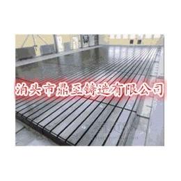 鼎至铸造厂家大型铸铁平台铸造工艺