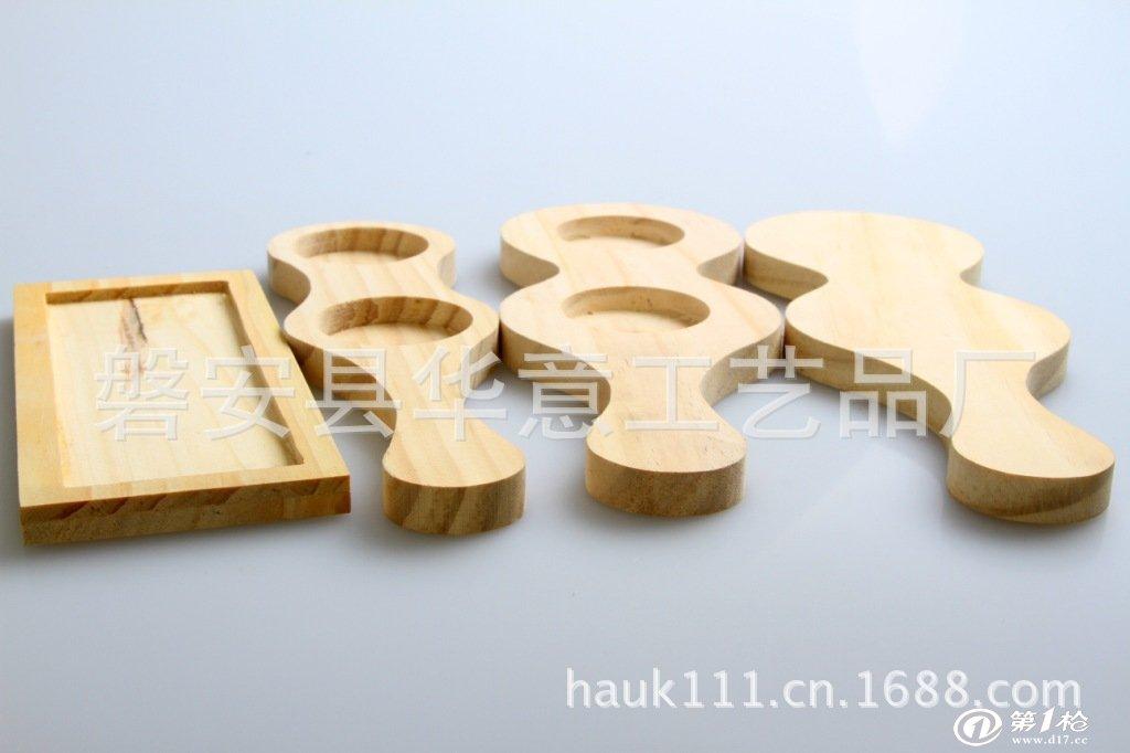 供应烛台 蜡烛台 木制烛台 密度板烛台 木制品 木制工艺品