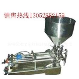 供应嘉兴膏体灌装机 全自动灌装机